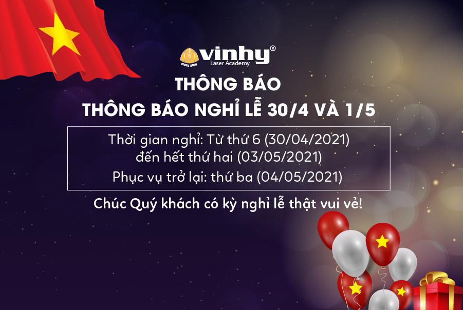 vinhy-academy-dao-tao-khoa-laser-tham-my-da-chuyen-nghiep-thong-bao-nghi-le-30-4-va-1-5